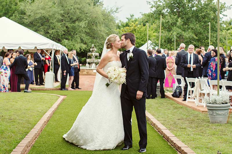 Clark Gardens Weddings and Reception Packages