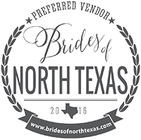 Brides of North Texas Preferred Vendor 2016